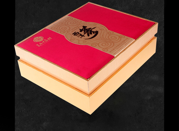 长白山易_国产西洋参2*100g盒|高档礼盒|安国市卫康滋补药材有限公司