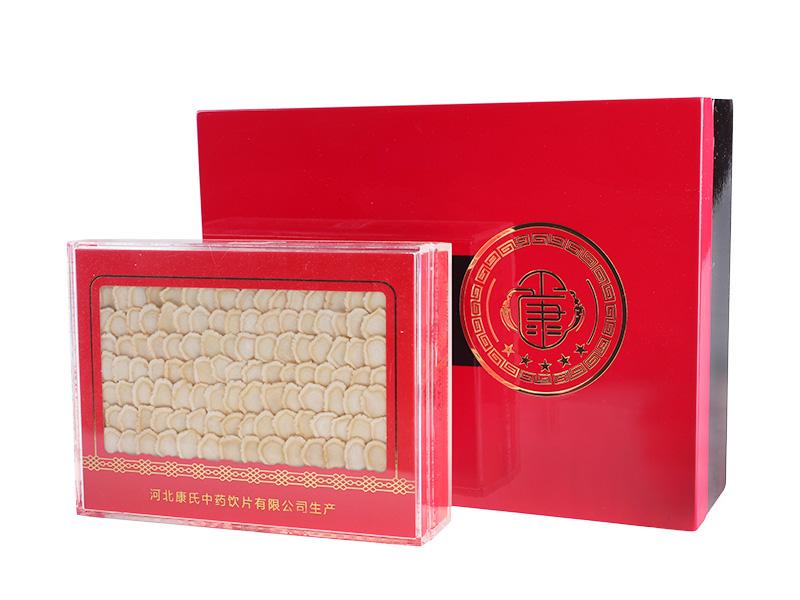 加拿大西洋参200g红色礼盒