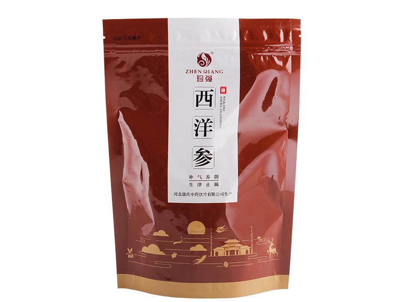 西洋参咖啡袋美国中节
